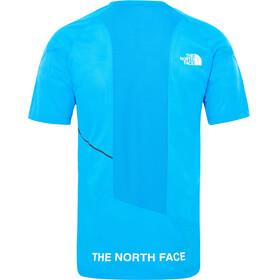 The North Face Flight Better Than Naked S/S Shirt Men bomber blue